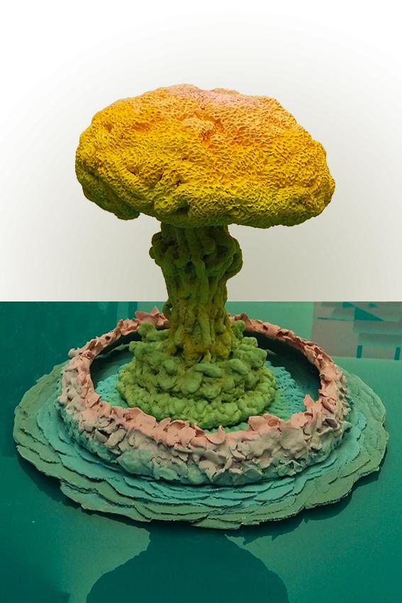C.BARRANCO, Céramique Faïence - Kawaï Hiroshima, 2019