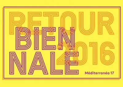 """""""Retour de Biennale Méditerranéa 17"""""""