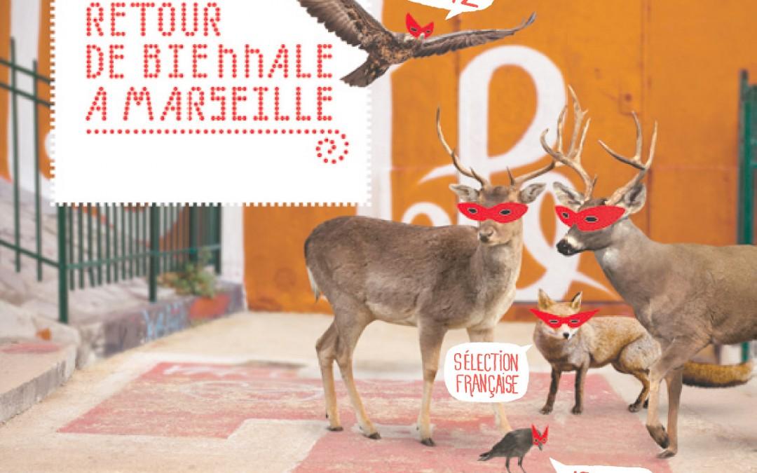 RETOUR DE BIENNALE À MARSEILLE (2012)