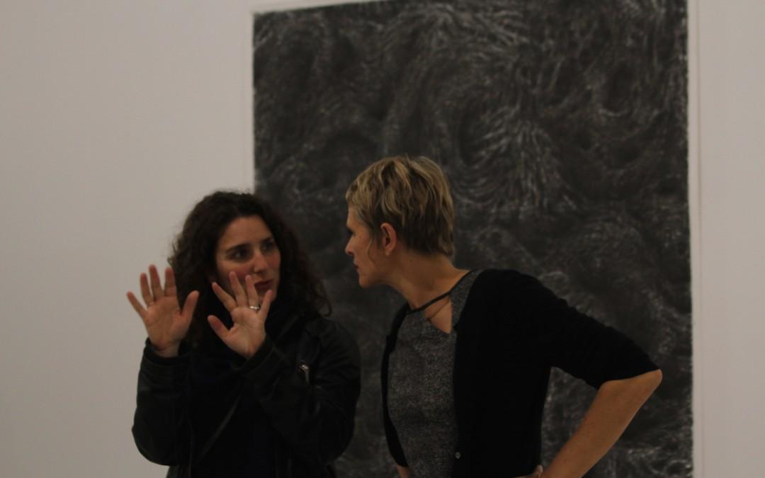 Martine Robin et Isabelle Cerezola