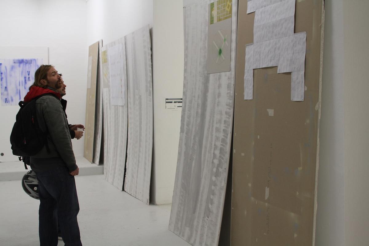 Katharina Schmidt - Installation