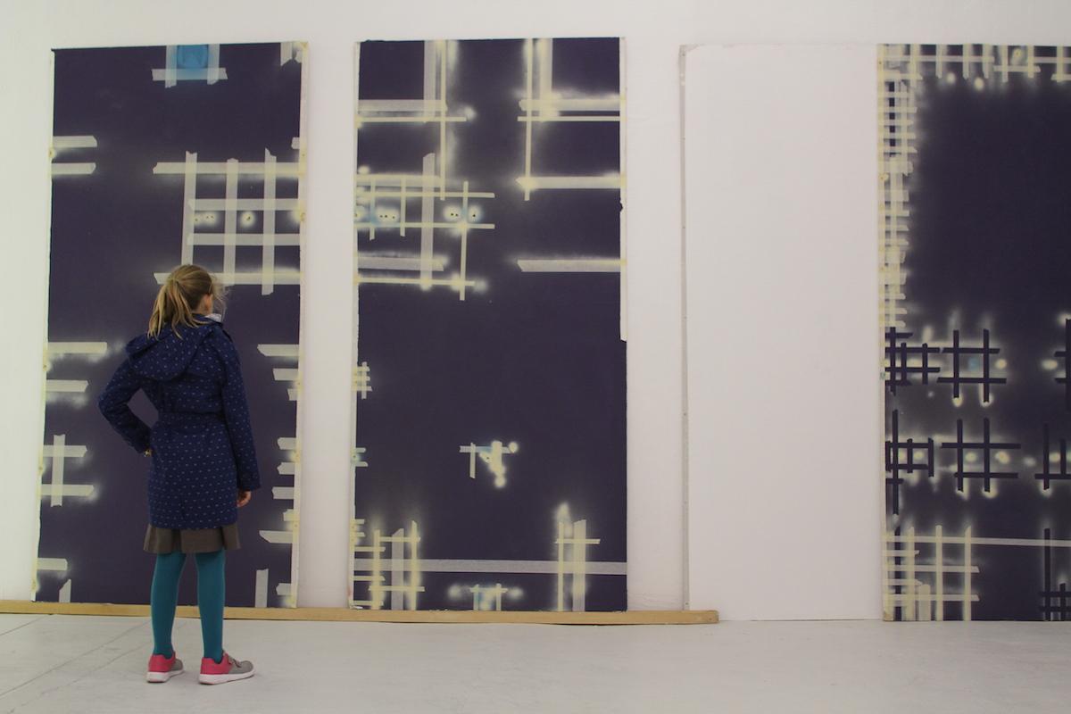 Laurence Lagier - Installation