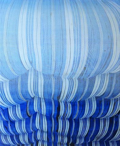 Laurent Galland - paysage souple 30 (atmosphe?rique) 2017 - acrylique sur toile - 163x133cm-72dpi