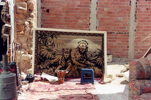 Studio Yman Fakhir - Yman Fakhir  Le roi et la reine 2004
