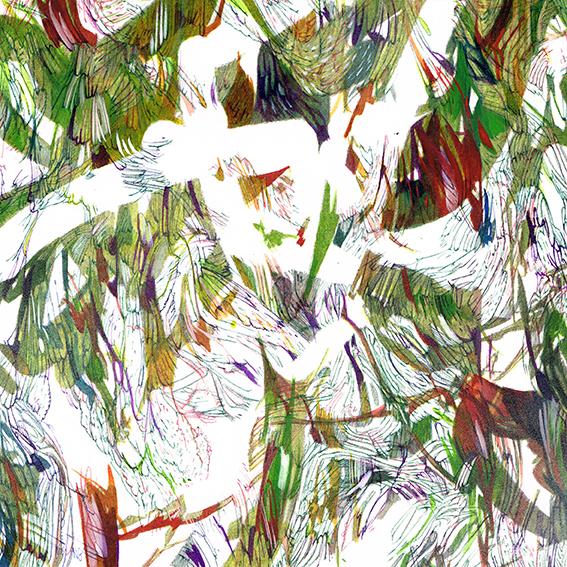 Nicolas Guidi jeu-encres sur papier-20-20 cm-2018