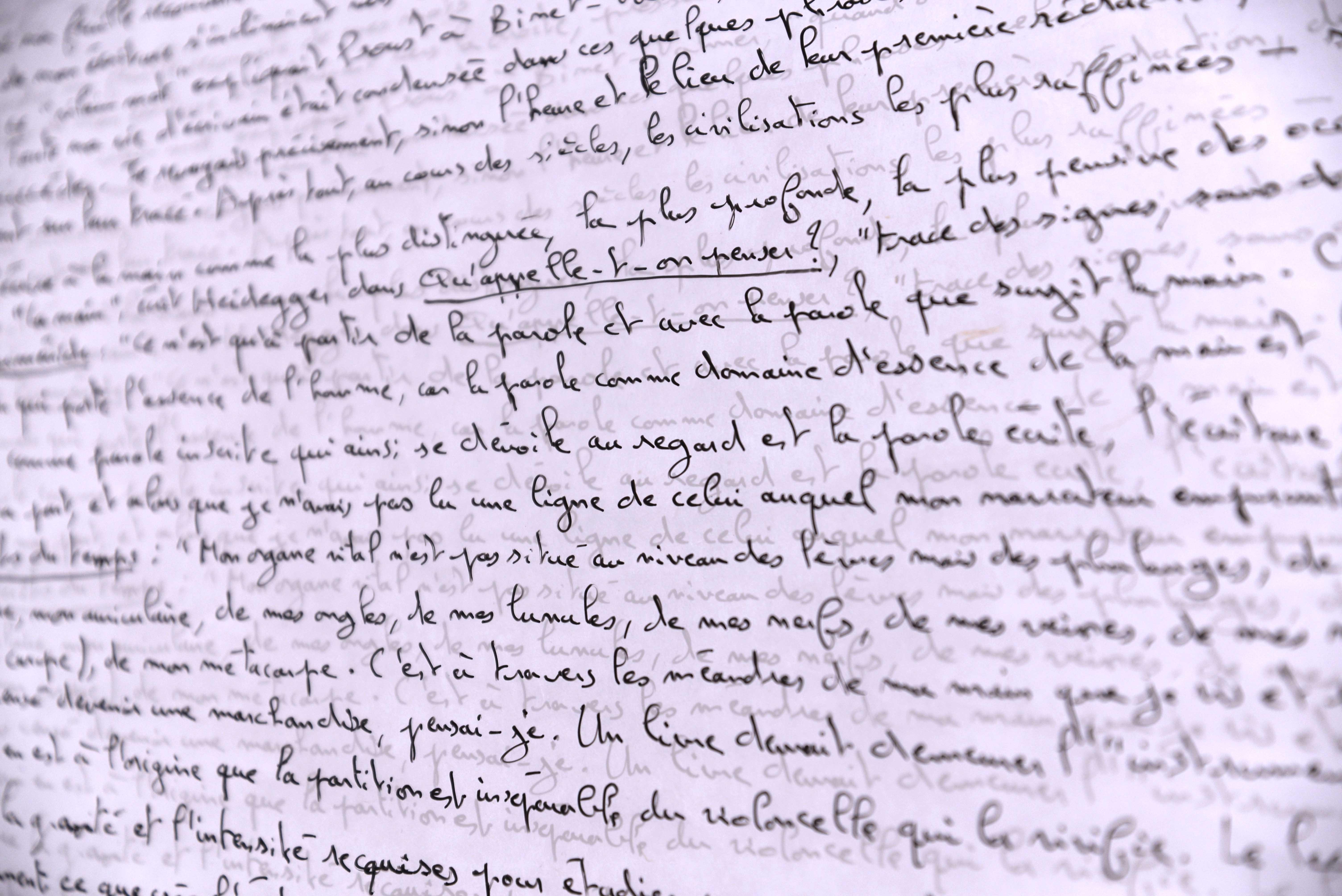 Stéphane Zagdanski RARE, page 99, 2016, À l'heure du dessin, 6ème temps, Tracé - 2 - Château de Servières - © Aurélien Meimaris (22)
