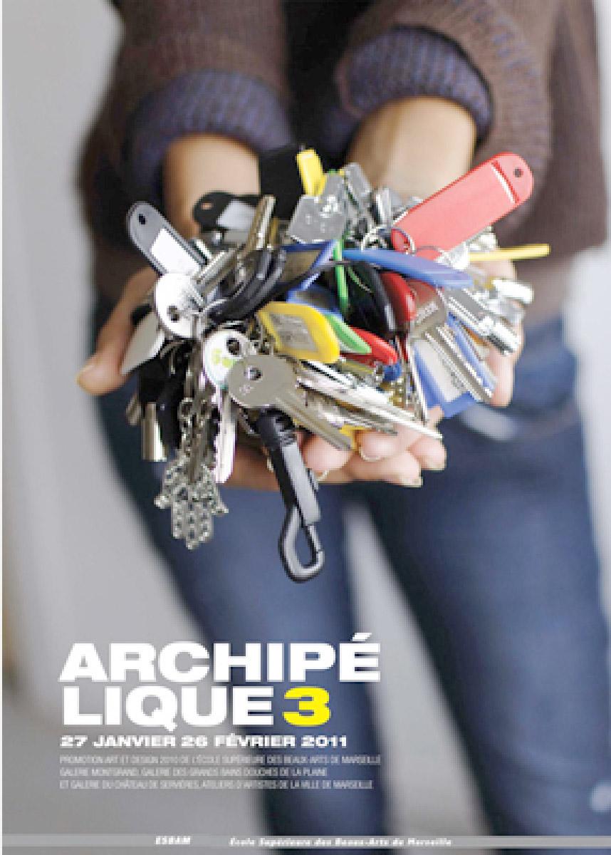 """""""ARCHIPÉLIQUE 3"""""""
