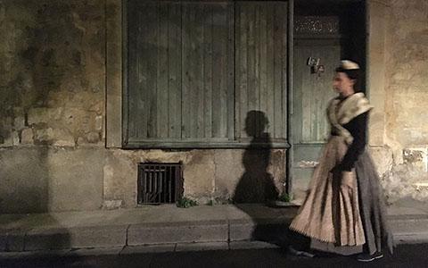 ATELIER n° 37-L'HYPOTHESE DU LIEU- arlesienne