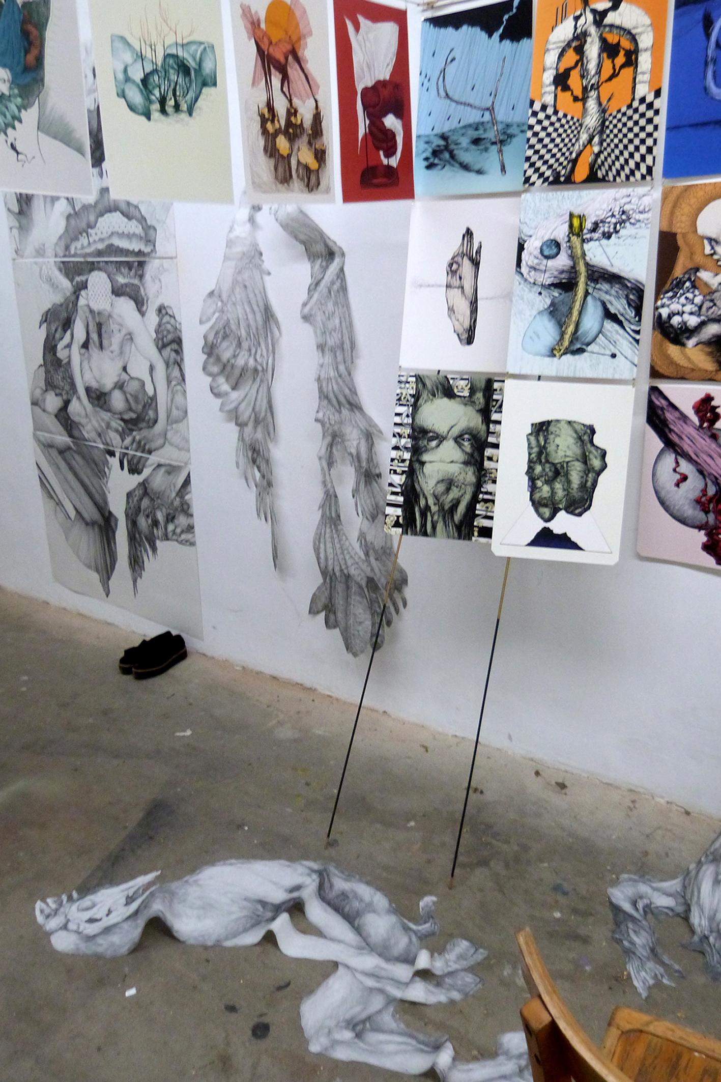 Cléo Duplan, Atelier50