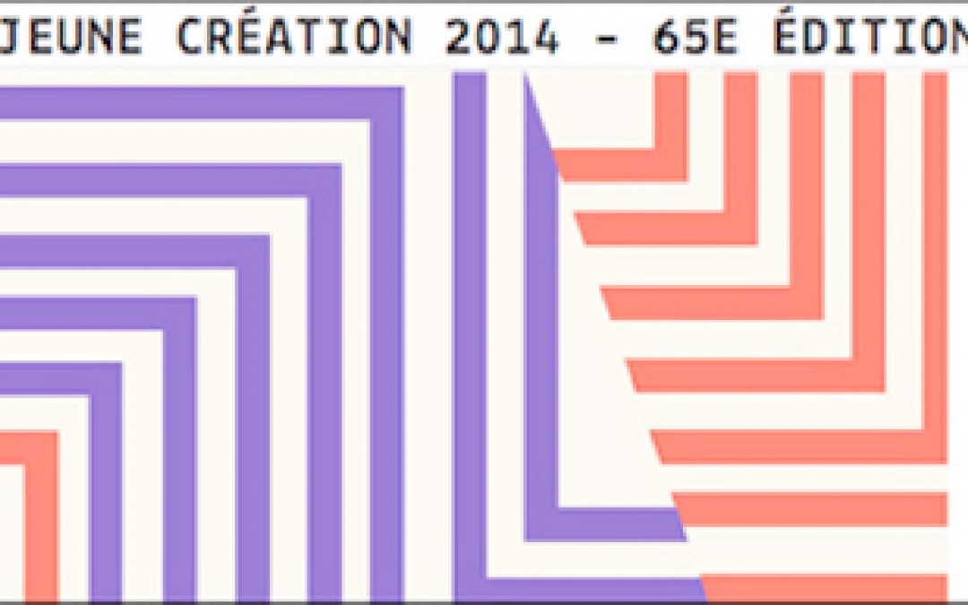 JEUNE CREATION 2014