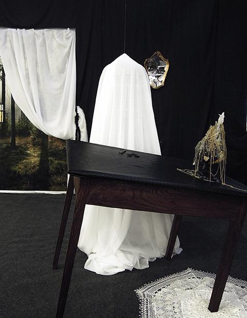 ATELIER n°34- L'ATELIER ALEXANDRA GUILLOT - L'homme meuble
