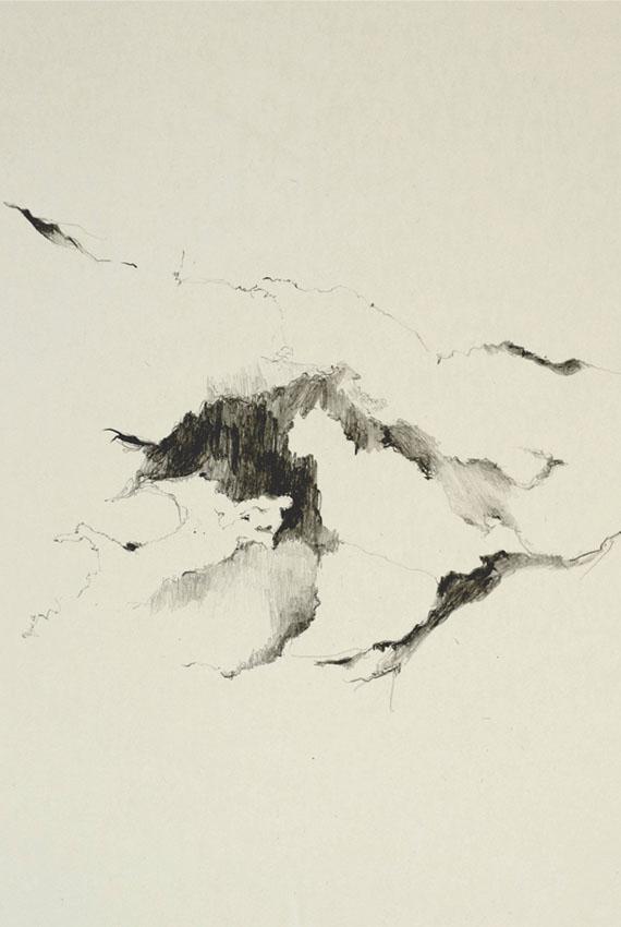 Camille Lemonnier, paysage sans titre